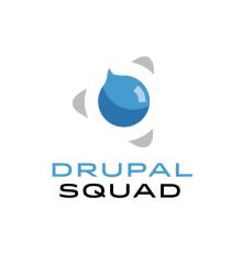 Drupal Squad sponsor logo